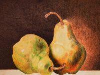 1 ALESSANDRA BONATO Studio cromatico Pastelli