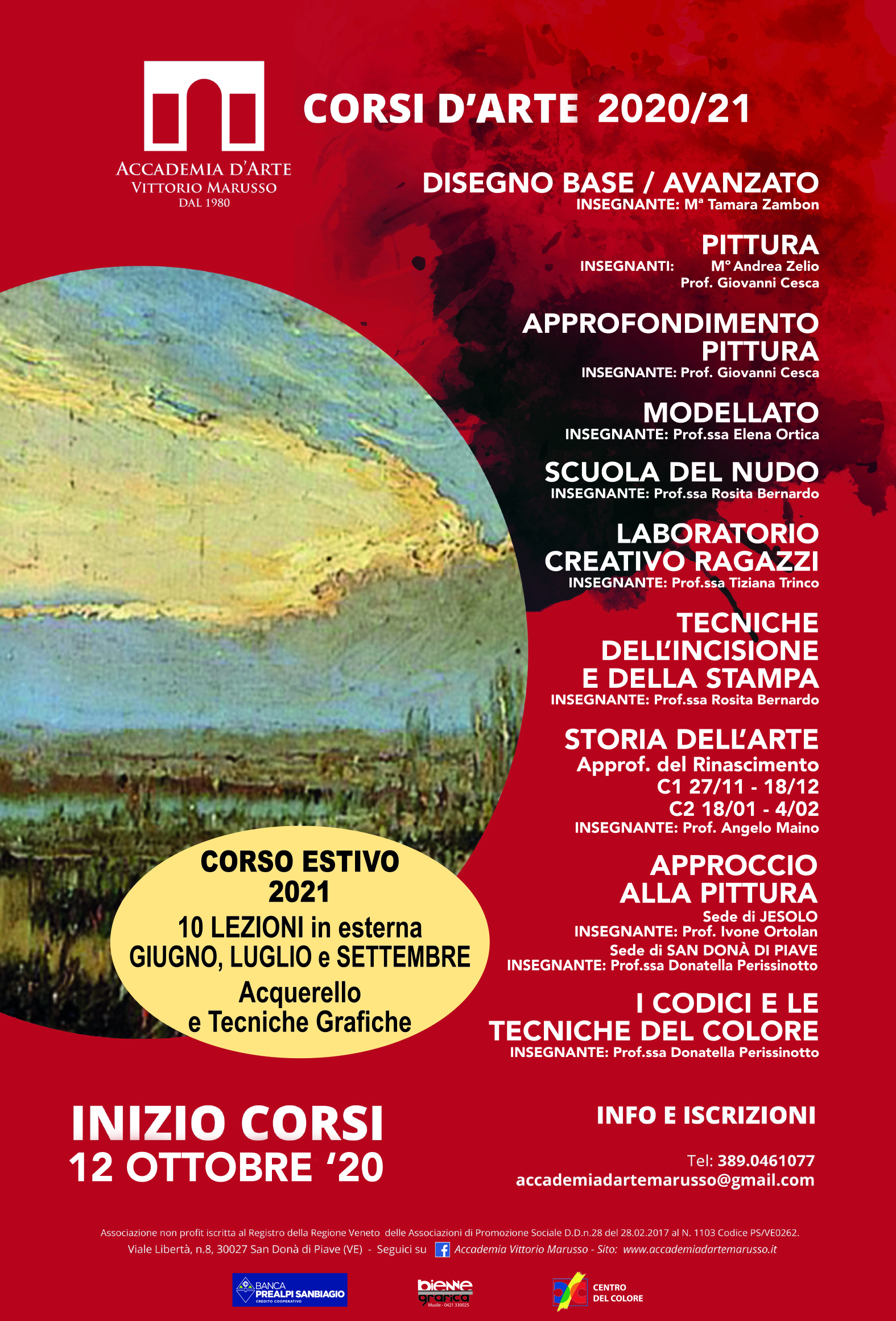 locandina CORSI 2020-21